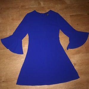 Lulu's Royal Blue Dress